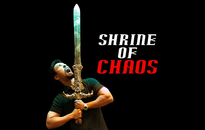 <strike>Shrine of Chaos</strike> CANCELLED